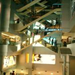 Outlet-Center als künstliche Shopping-Dörfer