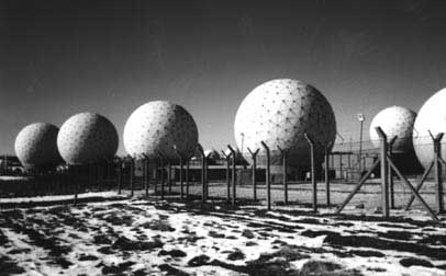 Menwith Hill, Teil des Echelon Überwachungssystem