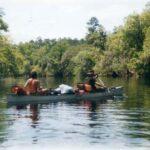 Auf dem Suwannee River